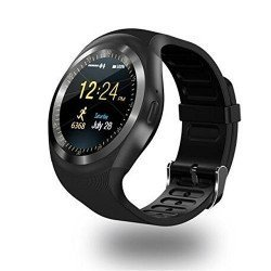 Lenovo K8 Plus Compatible Round Screen Smart Watch