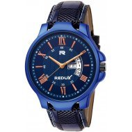 Redux Analogue Day Date Functioning Mens and Boys Watch V-200