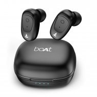 boAt Airdopes 201 True Wireless Earbuds IPX4 (Active Black)