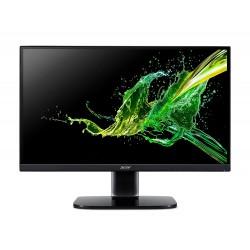 Acer 27-inch VA Panel Full HD (1920 x 1080) Monitor - HDMI VGA Ports - 300 Nits - 4MS Response - 178/178 View Angle - KA270H (Black)
