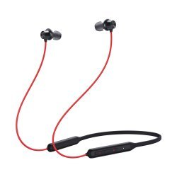 One Plus Bullets Wireless Z Bass Edition (Red)-