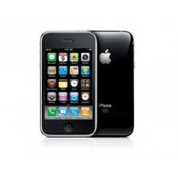 Apple iPhone 3GS (Black, 8GB)-Refurbished