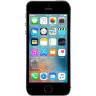 Apple iPhone SE, 64GB - Space Gray(Refurbished)