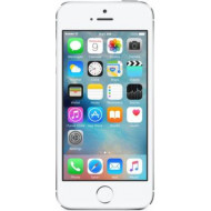 Apple iPhone 5 (White-Silver, 16GB)- Open Box