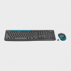 Wireless Keyboard and Mouse Combo- ~