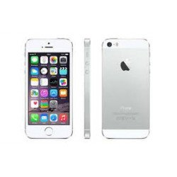 Apple iPhone 5 (White-Silver, 16GB)-Refurbished