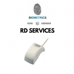 StarTek RD Service Registration of Biometric Device Service - RD Service for StarTek FM 220