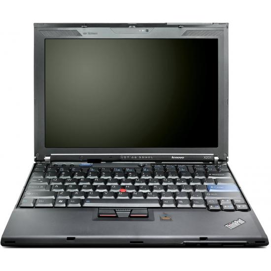 LENOVO Thinkpad X201 12-inch Laptop 320(1st Gen Core i5/4GB/GB/Window 7 PRO/Integrated Graphics) REFURBISHED
