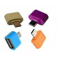 Micro High Speed USB OTG device pack of 4