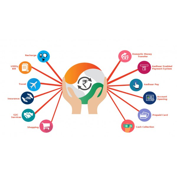 Digital India, DMT, Bill Payment, Recharge, Money Transfer
