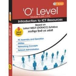 O LEVEL INTRODUCTION TO ICT RESOURCES