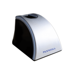 Mantra Mfs 100 Finger Print Scanner USB