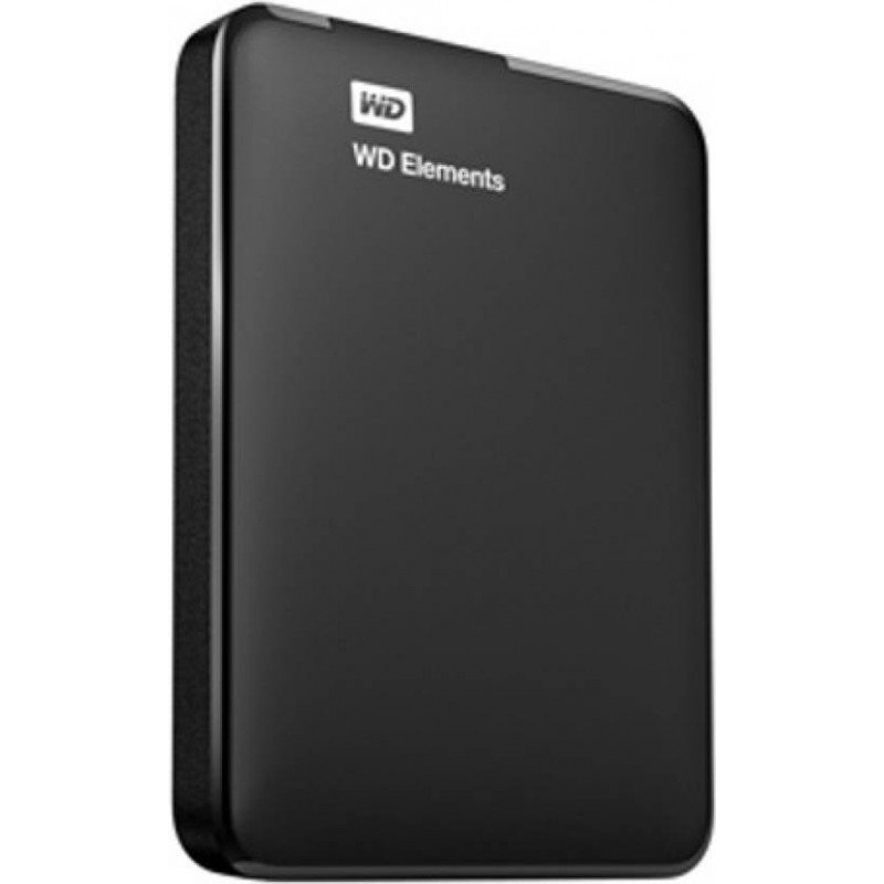 how to open wd elements 2tb