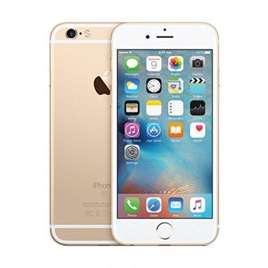 Apple iPhone 6s Plus 64GB ROM 2GB RAM Gold Refurbished