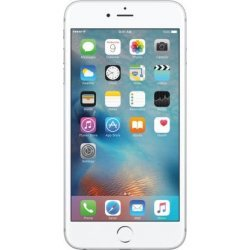 Apple iPhone 6s Plus 64GB ROM 2GB RAM Silver Refurbished