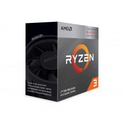 AMD Ryzen 3 3200G with RadeonVega 8 Graphics Desktop Processor 4 Cores up to 4GHz 6MB Cache AM4 Socket