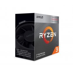 AMD Ryzen 3 3200G with RadeonVega 8 Graphics Desktop Processor 4 Cores up to 4GHz 6MB Cache AM4 Socket (YD3200C5FHBOX)