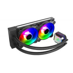 Antec Neptune 240 ARGB All-in-one Liquid CPU Cooler with Aluminum Radiator and Latest Intel/AMD XTR4 Support