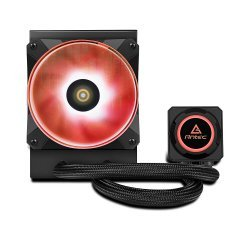 Antec Kühler H2O K Series K120 RGB All in One CPU Cooler with Powerful Liquid CPU Cooler (K120 RGB)