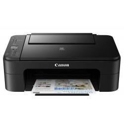 Canon PIXMA E3370 All-in-One Wireless Ink Efficient Color Printer (Black)-