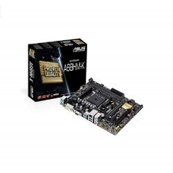ASUS A68HM-K mATX Motherboard FM2+ Socketed ~
