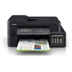 Brother DCP-T710W Inktank Refill System Printer with Wi-Fi and Automatic Document Feeder Printing