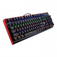 Circle RGB Backlit Mechanical Gaming Keyboard (Black)