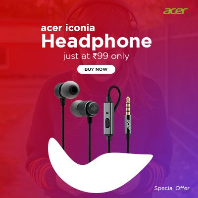 Acer headphones